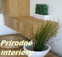 prirodne eco interiery
